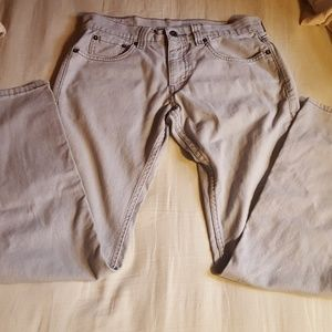 Levi Strauss & Co. Gray Jeans 29x30